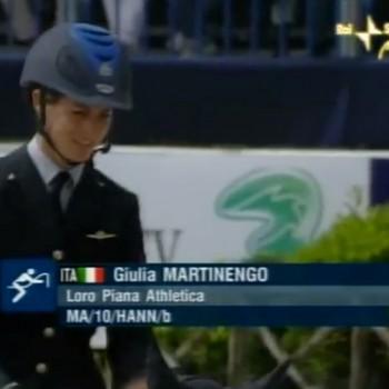 Athletica – Gran Premio CSIO Piazza di Siena 2008