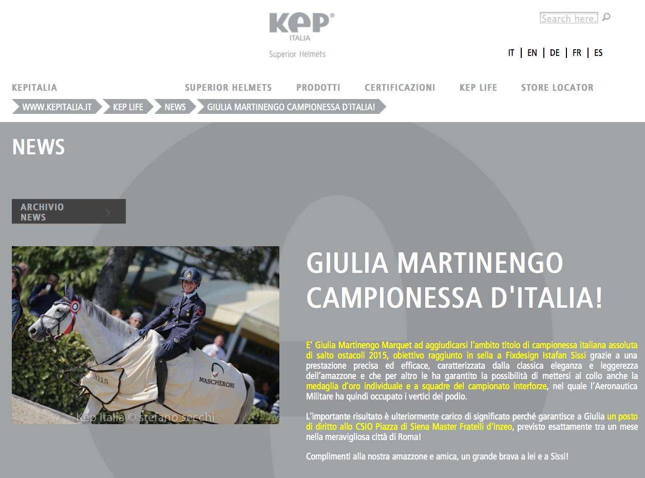 giulia martinengo_istafan dissi_campionesse italiane 2015_kep italia